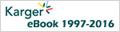 [전자도서] Karger eBook 1997-2016